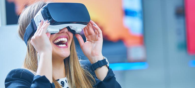 5 maneiras de aplicar a Realidade Virtual